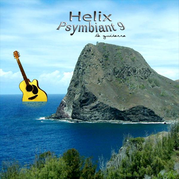 Helix - Psymbiant 9 - la guitarra