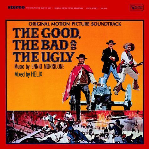 The Good The Bad The Ugly - mixed by Helix