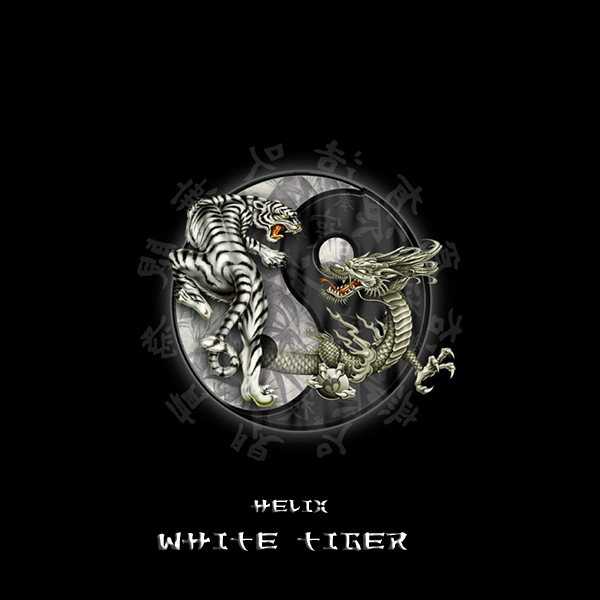 White Tiger - mixed by Helix