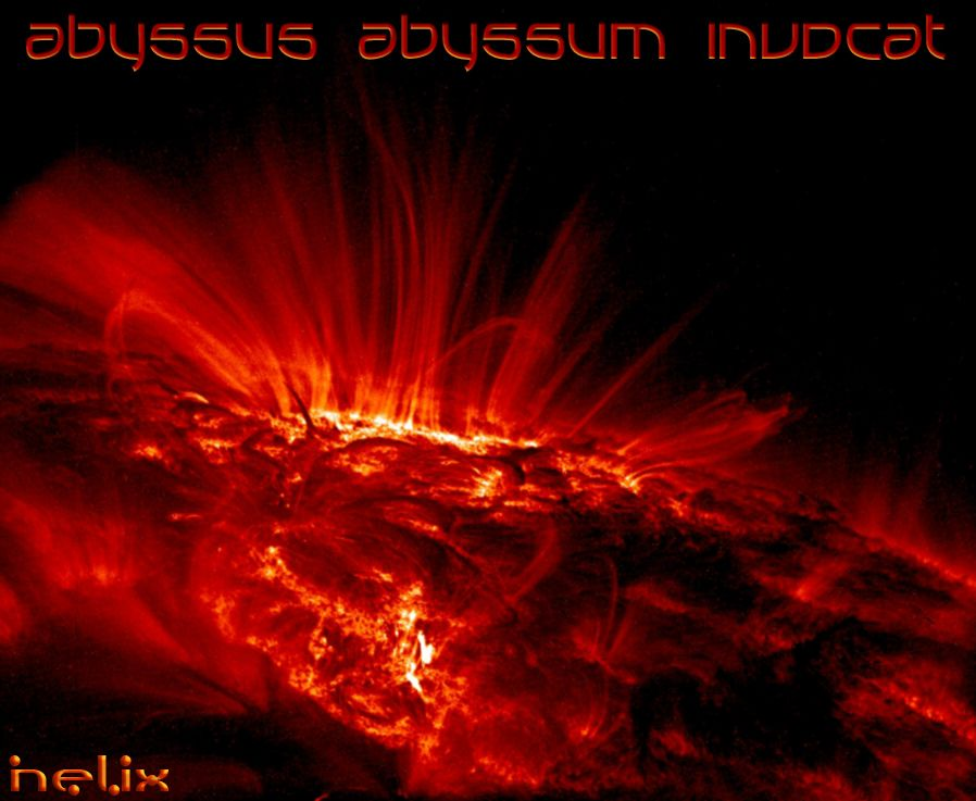 Helix - Abyssus Abyssum Invocat